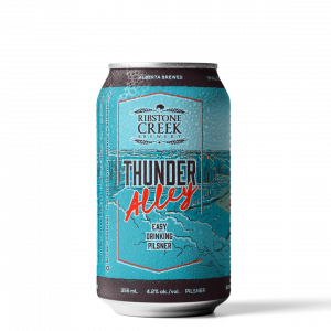 Thunder Alley - Easy Drinking Pilsner