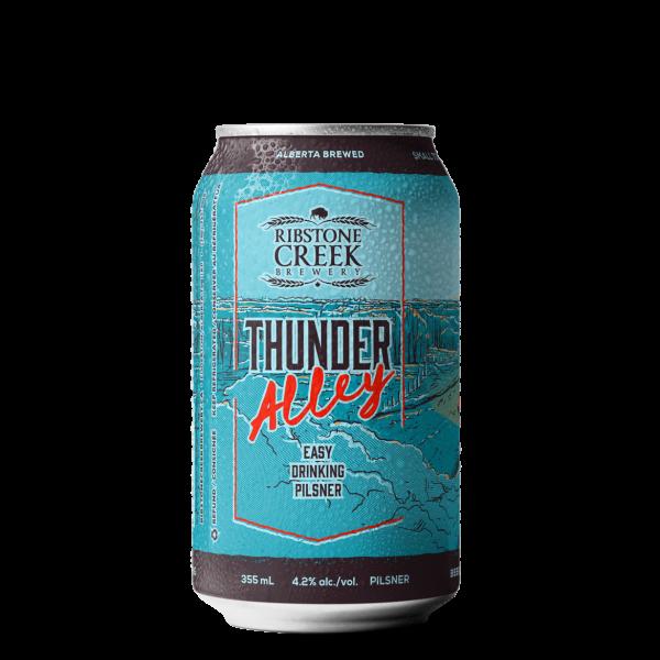 Thunder Alley - Easy Drinking Pilsner