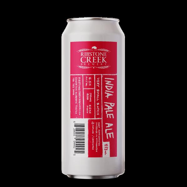 Ribstone Creek Brewery - Very Small Batch 2021 - IPA